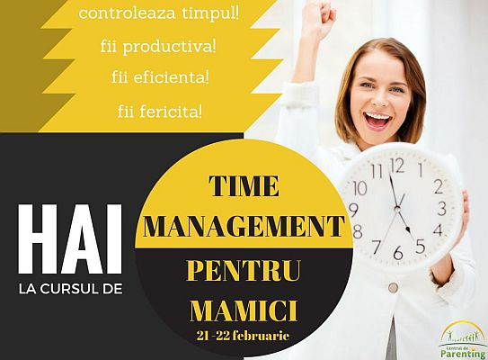 Banner Time Management Mamici
