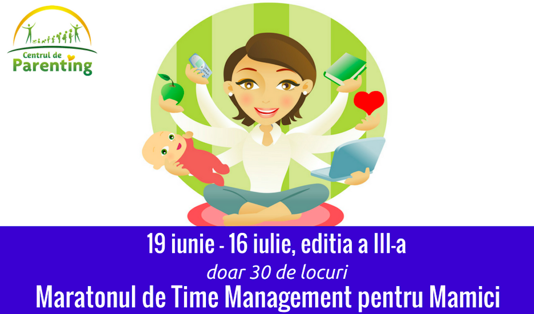maraton time management mamici